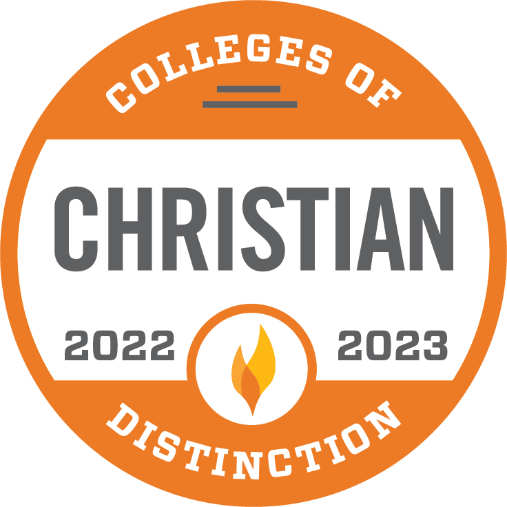 Christian Colleges of Distinction Badge