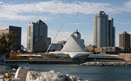 Downtown Milwaukee image