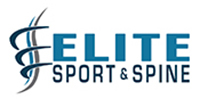 Elite Sport and Spine logo