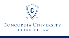 Concordia School of Law logo