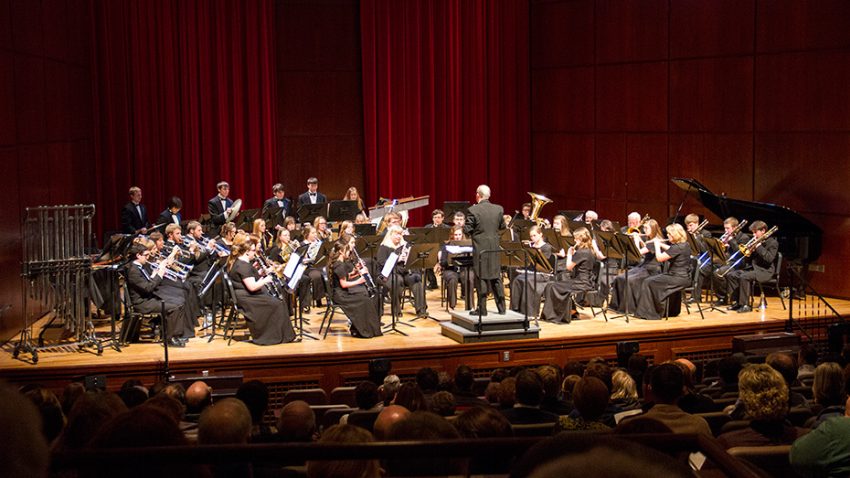Concert Band | Wisconsin Lutheran College