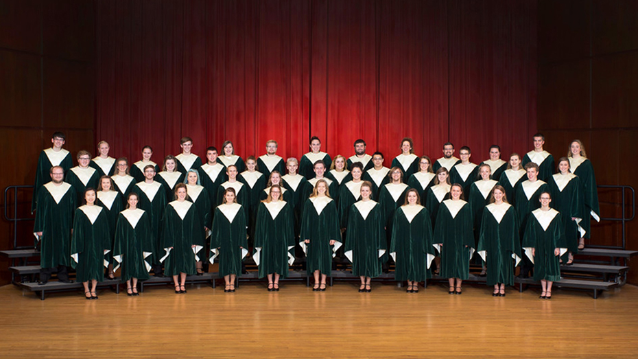 a study of choir I used to think choir singing was only was for nerds and church people since i  was neither, i never considered singing in a group—even.