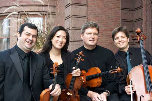 Philomusica String Quartet image