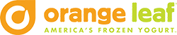 Orange Leaf sponsor logo