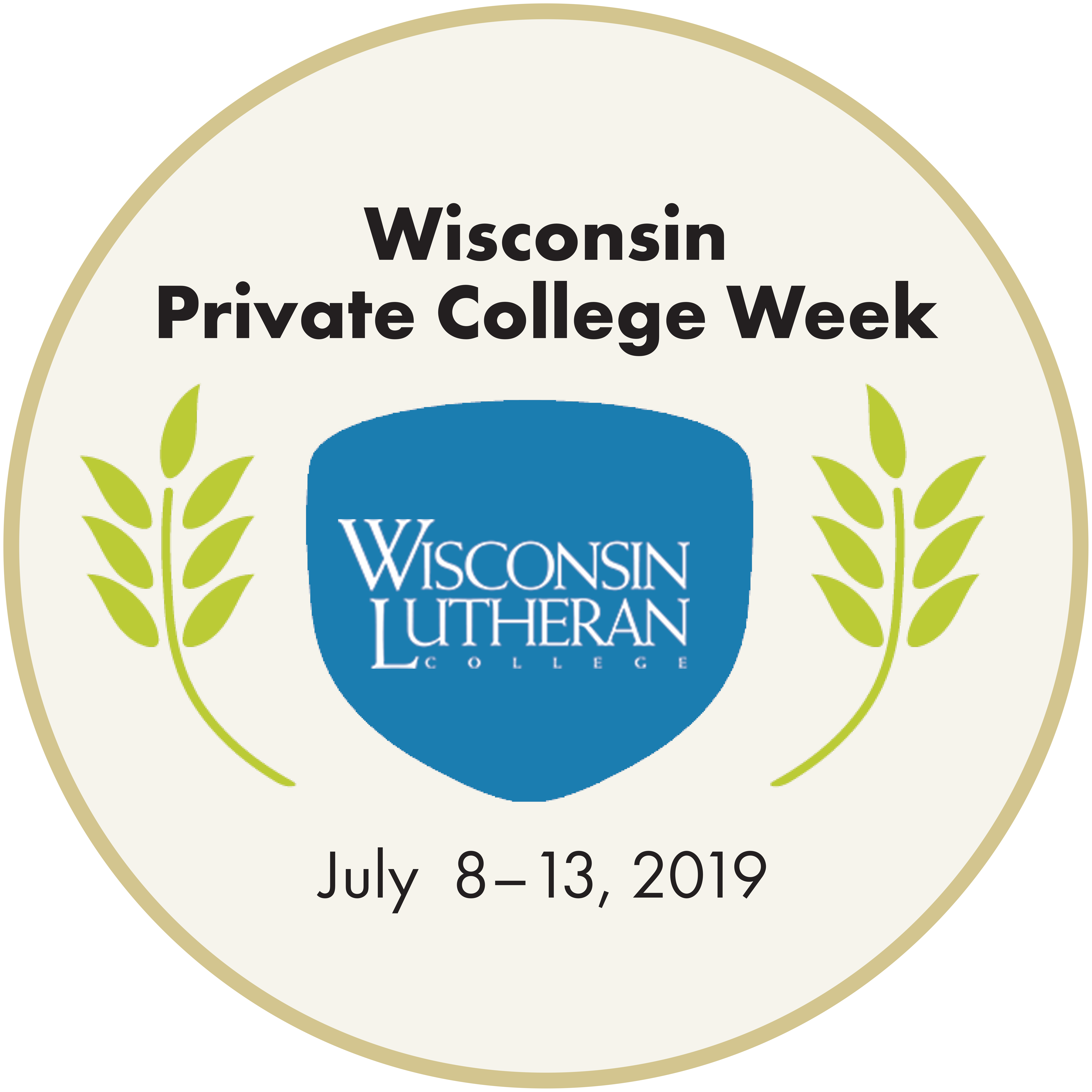 2019 Private College Week WLC logo